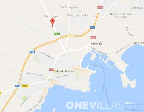 Lidl Ibiza city