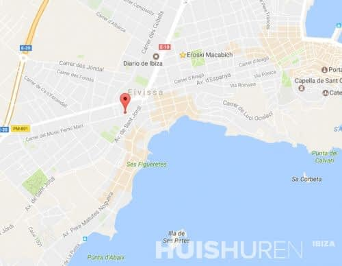 Lidl Ibiza stad