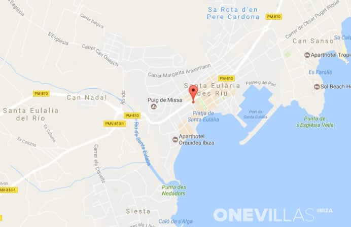 Eroski Santa Eulalia