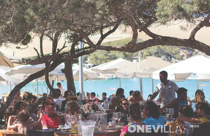 Cala Bassa Beach Club
