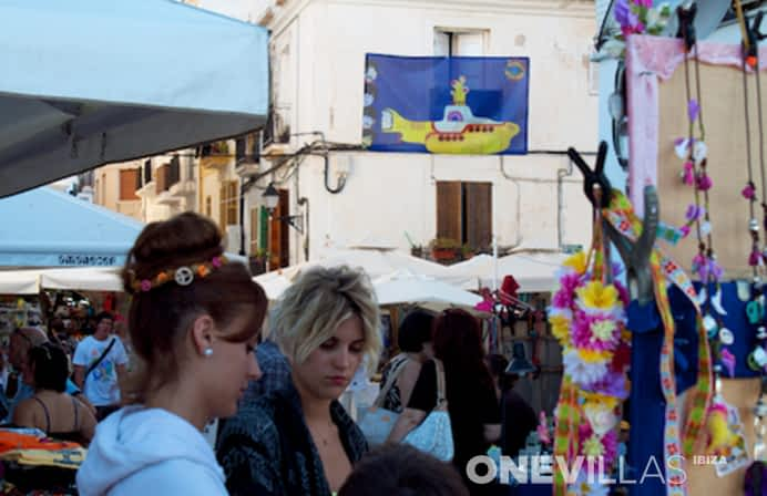 Mercadillo del Puerto, Ibiza-Stadt