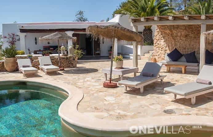 Mooie villa op Ibiza