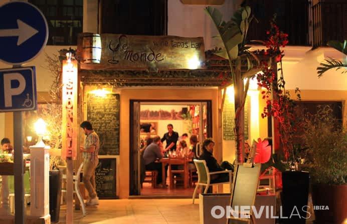 Bar Le Monde