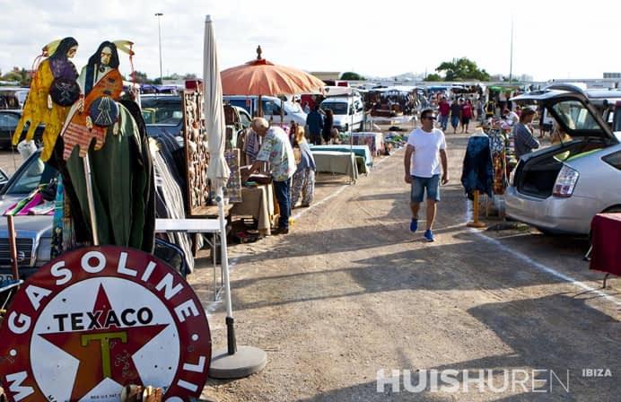 San Jordi vlooienmarkt