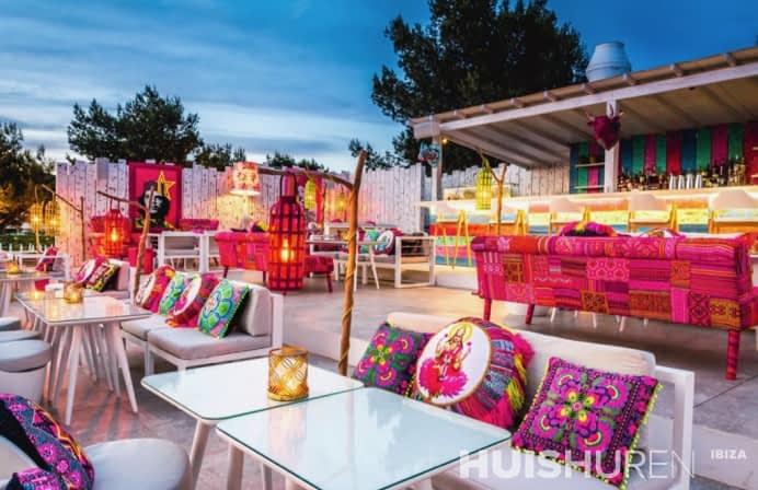 Patchwork Ibiza