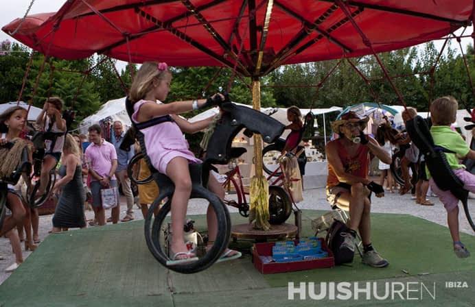 Las Dalias hippiemarkt